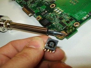 Laptop DC Jack Repair in Lexington KY